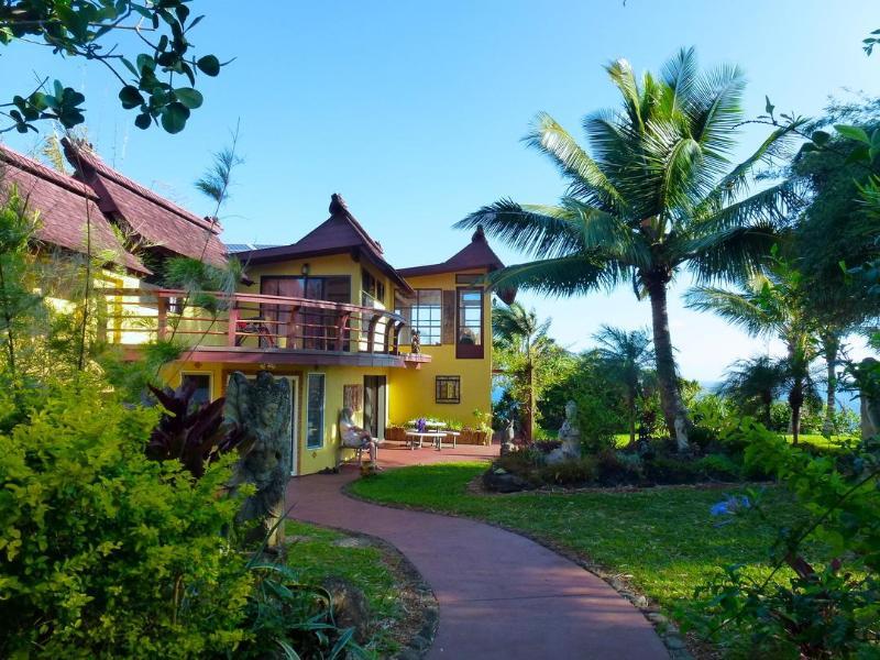 Opua house - Maui Eco Retreat -  Live Elegantly Green! - Haiku - rentals