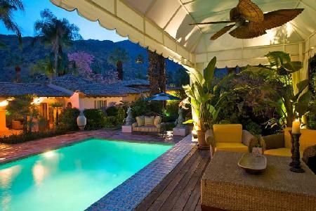Sumptuous Private Estate - WiFi, Pool, Large Terrace & Spa - Hacienda Las Palmas - Image 1 - Palm Springs - rentals