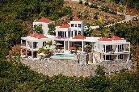 VI Friendship - Modern Waterfront Villa with Infinity Pool, Wet Bar - Image 1 - Great Cruz Bay - rentals