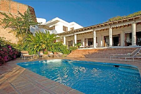 Villa Veranda- superb ocean view, pool, near beach and town - Image 1 - Puerto Vallarta - rentals