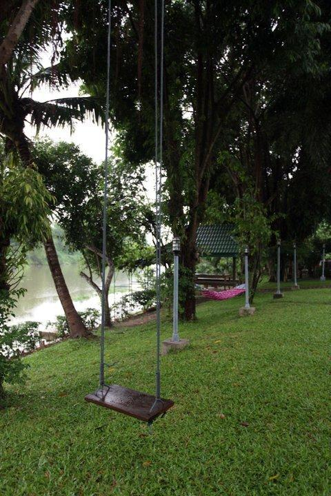 Swing &hammock to relax - House in The Garden Thailand, 2 hours from Bangkok - Prachin Buri - rentals