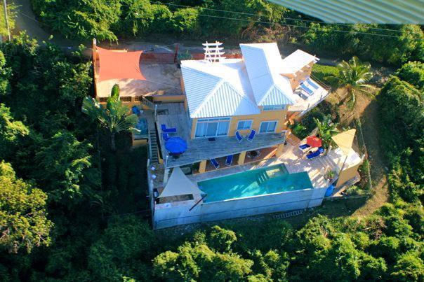 A-16-N Vieques vacation Villa Gallega - Vieques TOP OF THE HEAP rentals - Vieques - rentals