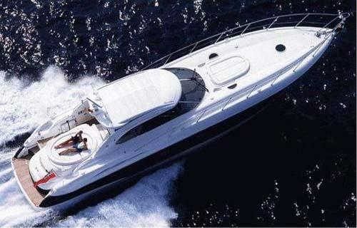 60 Ft. Sunseeker Predator Yacht - Vacation on a Private Charter Yacht! - Pacific Beach - rentals