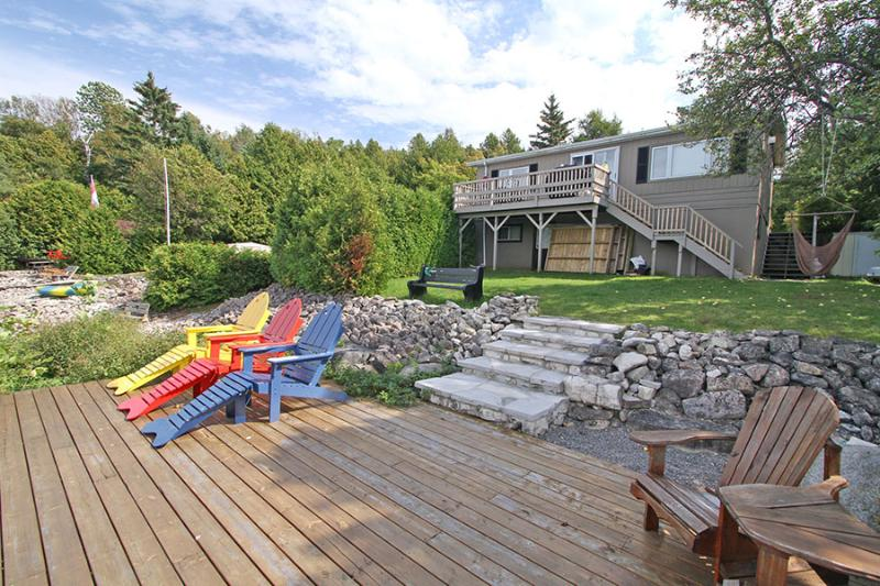 Lighthouse View cottage (#621) - Image 1 - Lions Head - rentals