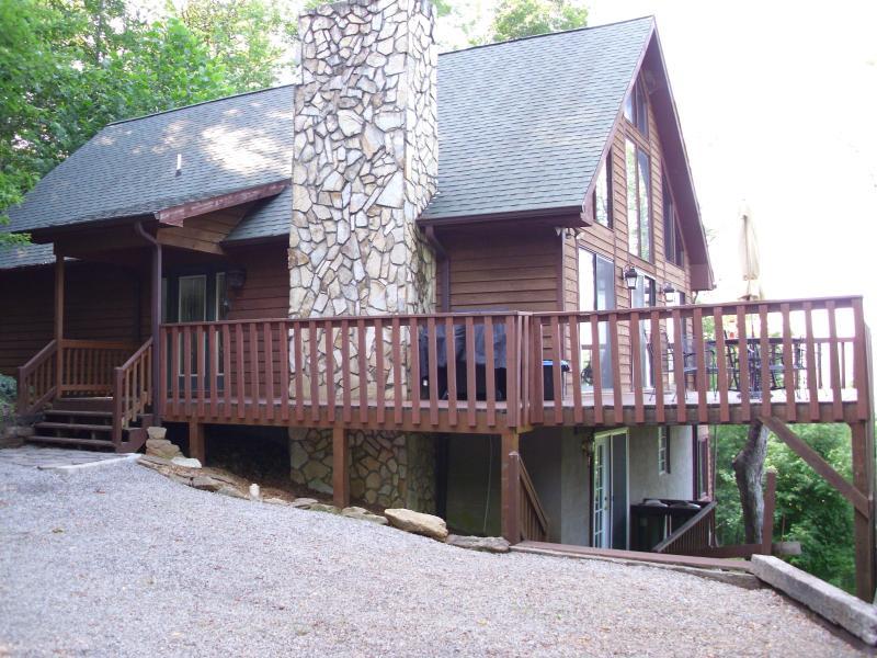 Hidden Gem, your home in the mountains - Hidden Gem -   Smoky Mountain Chalet - Killer View - Franklin - rentals