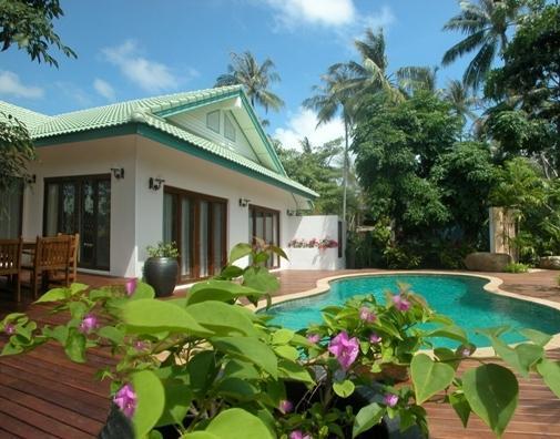 Beach Village House Luxury Villa - Beach Village House 4 Bedroomed Luxury Beach Villa - Koh Samui - rentals