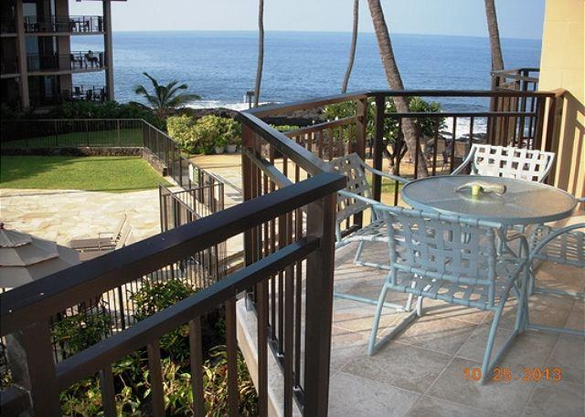 Ocean View Lanai - nearly ocean front! - Kona Makai 6204 - Clean, Updated Island Home with Great Ocean Views! - Kailua-Kona - rentals