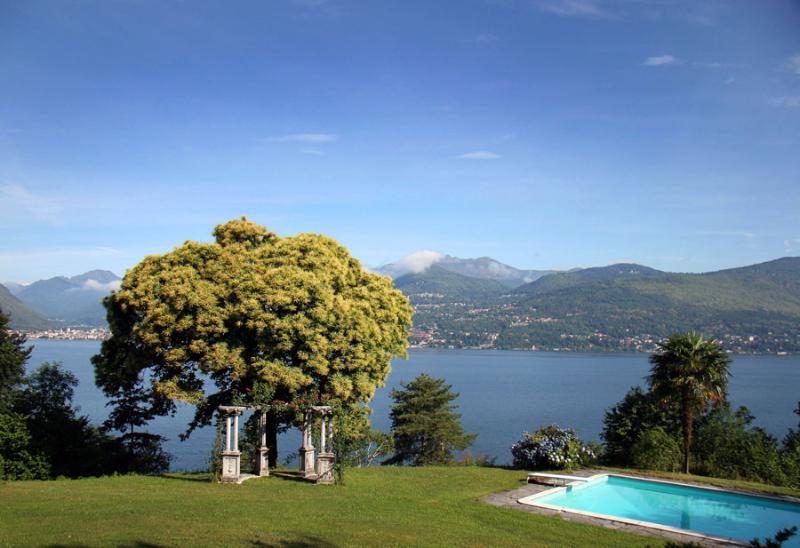 Villa Lago Blu - Image 1 - Lake Maggiore - rentals