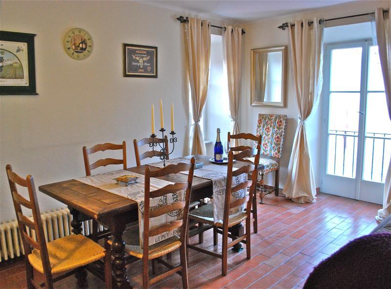 Dining Area - Charming & Beautiful Lakefront Apt, Lago Maggiore - Lake Maggiore - rentals