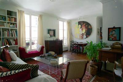 Marais/ Republique 2 Bedroom 1 Bath (3127) - Image 1 - Paris - rentals