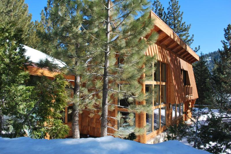 HMC - Palisades Ski Cabin Squaw Valley - The Historic Palisades Cabin Squaw Valley - Olympic Valley - rentals