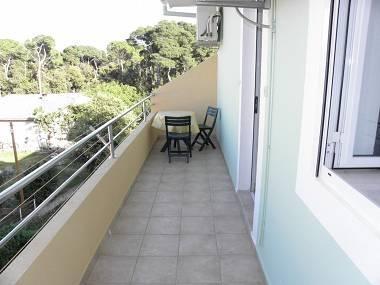 A5(2+2): common terrace - 2560 A5(2+2) - Biograd - Biograd - rentals