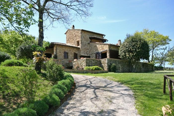 Farmhouse in the Chianti Hills with Private Pool - Villa Consorzio - Image 1 - Castellina In Chianti - rentals