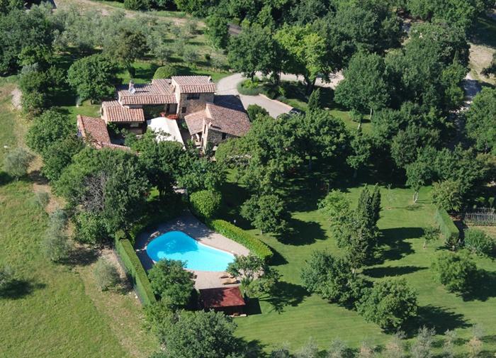 Farmhouse in the Chianti Hills with Private Pool - Villa Consorzio - Image 1 - Castellina In Chianti - rentals