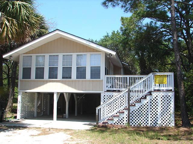 """2105 Jenkins St - """" Matthew 14:31"""" - Image 1 - Edisto Beach - rentals"""