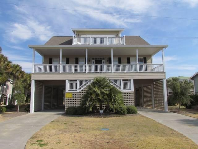 "2305 Murray St - ""Clamp House"" - Image 1 - Edisto Beach - rentals"