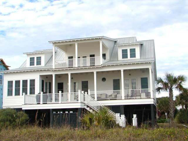"2102 Point St - ""Moon Spinner"" - Image 1 - Edisto Beach - rentals"