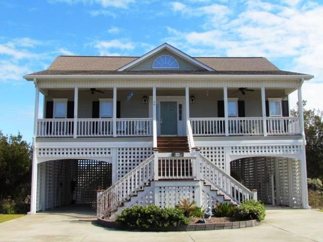 "44 Battery Park Rd - ""Arizona Marsh""-Ocean Ridge - Image 1 - Edisto Beach - rentals"