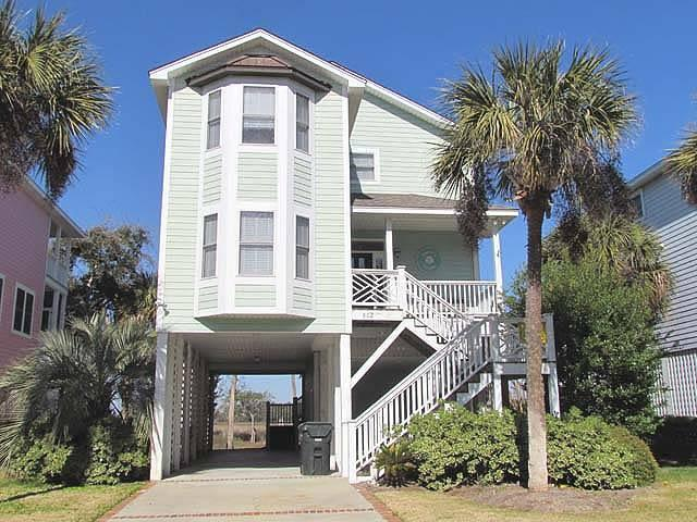 "802 Jungle Shores Dr - ""Egret's Flight"" - Image 1 - Edisto Beach - rentals"