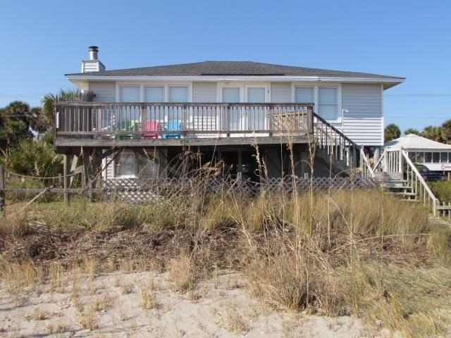 "420 Palmetto Blvd - ""Sweetwater"" - Image 1 - Edisto Island - rentals"