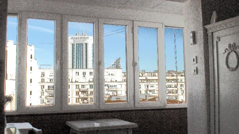 2 Rooms Amzei view from - RomPromo Plus Accommodation historical Bucharest - Bucharest - rentals