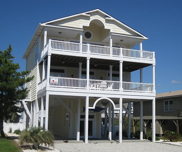 197 East First Street - East First Street 197 - Wishing Whale Kern - Ocean Isle Beach - rentals