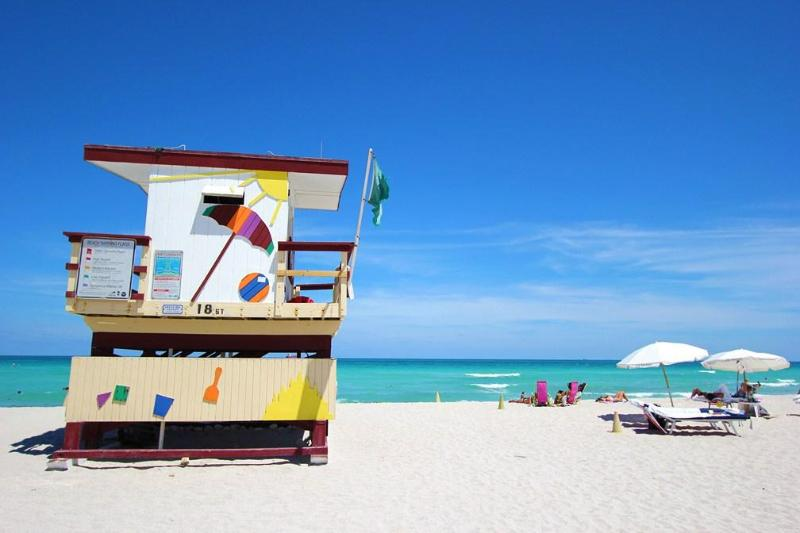 Oceanfront at Shelborne South Beach Resort - Image 1 - Miami Beach - rentals