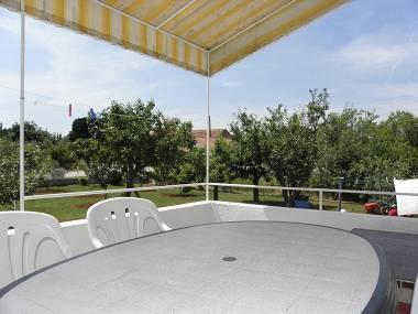 A3(4+1): terrace view - 2575 A3(4+1) - Susica - Susica - rentals