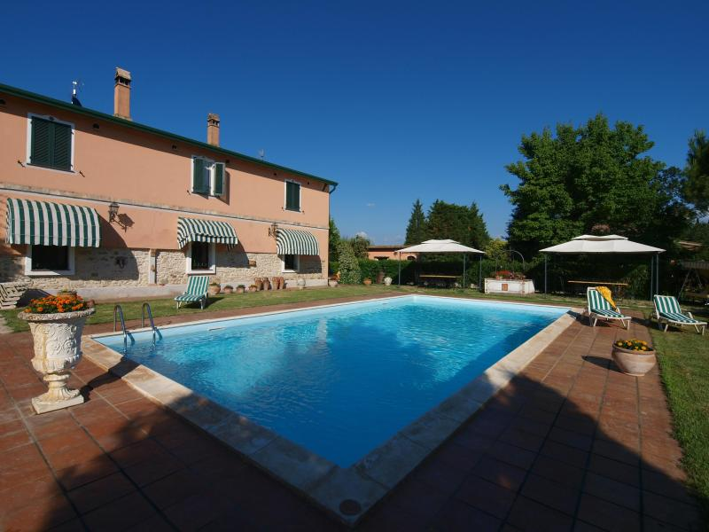 The pool - Living la Dolce Vita near Assisi - Cannara - rentals