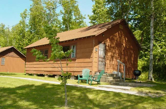 Outside - MN Northwoods Fishing Cabin on the Lake #10 - Deer River - rentals