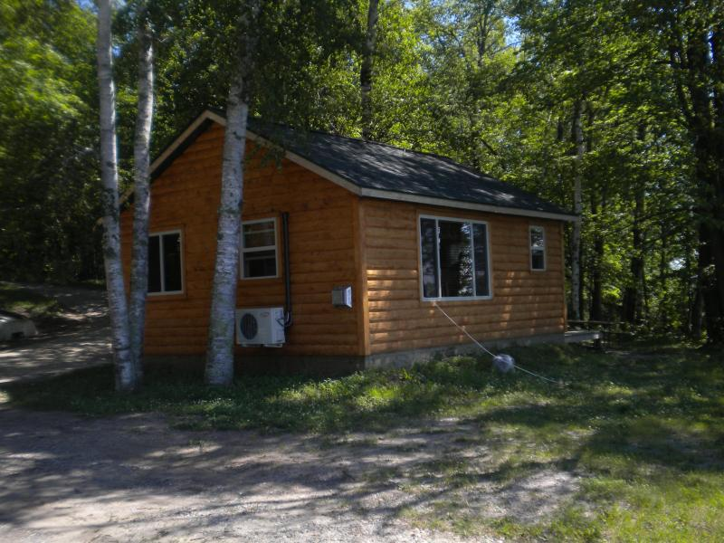 Outside - #12 Lakefront with Great Views! - Deer River - rentals