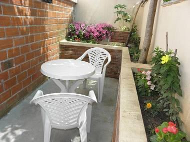 A3(2): garden terrace - 2582 A3(2) - Sveti Petar - Sveti Petar - rentals