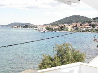 A2(2+1): terrace view - 2581 A2(2+1) - Preko - Preko - rentals