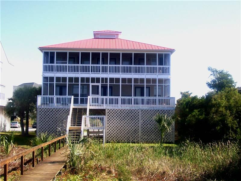 "3618 Yacht Club Rd - ""Lee's Last Stand"" - Image 1 - Edisto Beach - rentals"