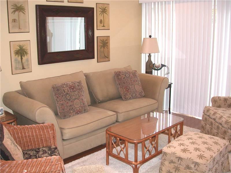 """126 Jungle Rd - """"The Retreat Villa #6-D"""" - Image 1 - Edisto Beach - rentals"""