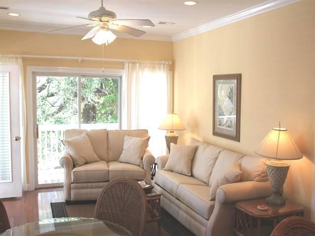 """126 Jungle Rd - """"The Retreat Villa #7-C"""" - Image 1 - Edisto Beach - rentals"""