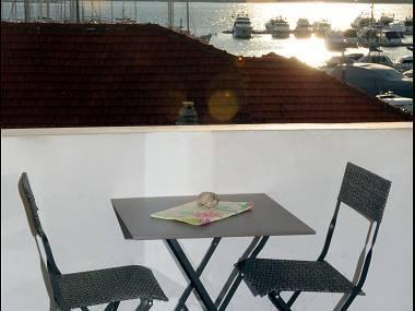 SA3(2): terrace - 2590  SA3(2) - Murter - Murter - rentals