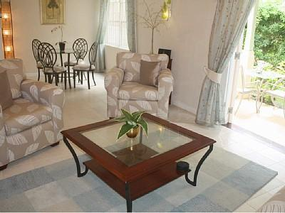 Beautiful breezy lounge and dining area - Superb house close to the beautiful Caribbean sea - Oistins - rentals