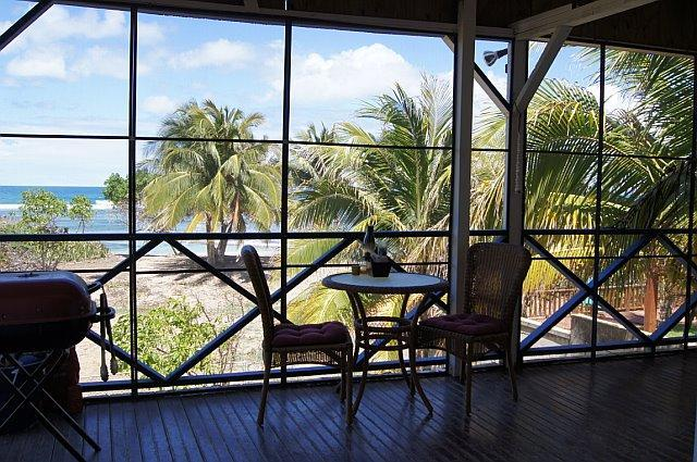The Incredible View as you enter - Enchanting Bungalow Best Beachfront on the Island! - Isla de Vieques - rentals