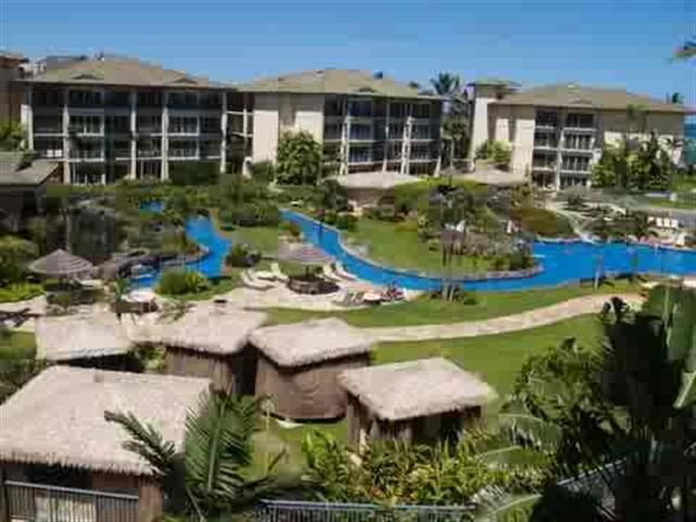 Serpentine Pool - MAY 8-17  SPECIAL !  Waipouli Beach F403 2Bd/3Ba - Kapaa - rentals