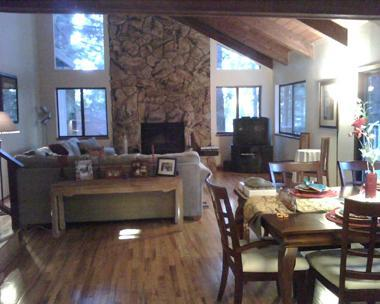 NC Living Room-opt - Book Sundance Retreat Now - Nevada City - rentals