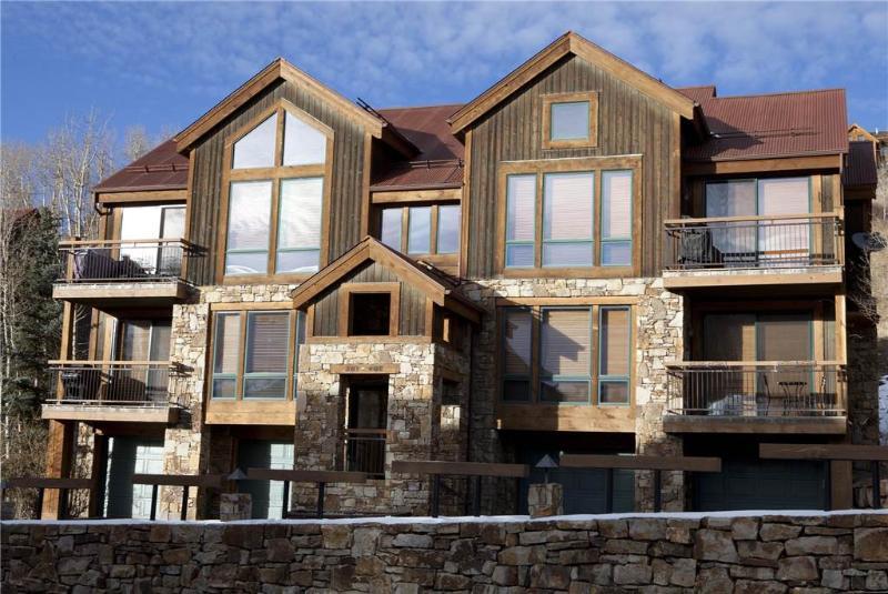 Terraces exterior - Terraces 402 - Telluride - rentals