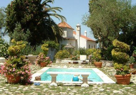 Casa Alta Royal Lodge Pool - Elegant, Charming, Historic, Casa Alta Royal Lodge - Ourem - rentals