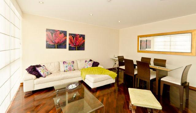 One block from Ocean, Malecon Cisneros LuxuryCondo - Image 1 - Lima - rentals