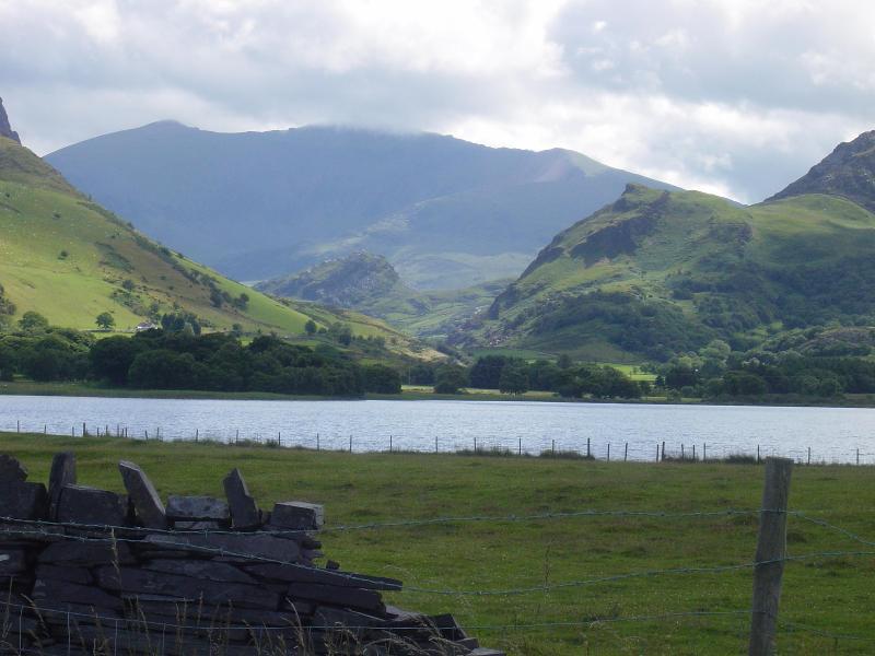 Llyn Nantlle (Nantlle Lake) - Ty Nant Cottage - Gwynedd- Snowdonia - rentals