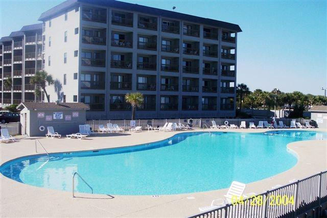 Largest Ocean Front Pool in all of M.B - Terrific Vacation Rental with Hot Tub at the Myrtle Beach Resort - Myrtle Beach - rentals
