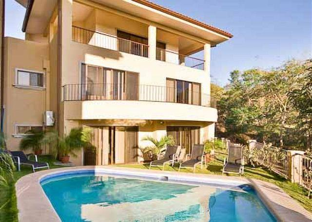 Front of house - Wonderfull large multi-level home great for families and large groups - Tamarindo - rentals