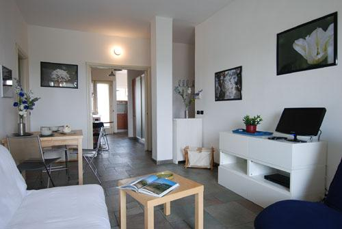 Bright flat in the vicinity of the Arco della Pace - Image 1 - Milan - rentals