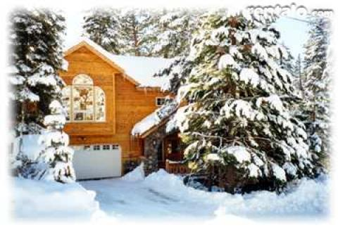 Beautiful Tahoe Home, bright light, wood trip throughout - Charming Lake Tahoe Home 4 bdrms, near sandy beach - Tahoe Vista - rentals