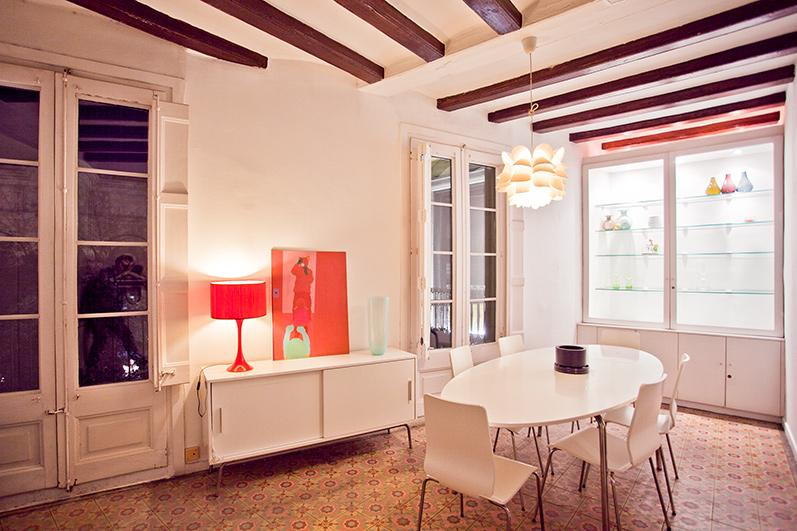 Large apartment in Las Ramblas - Image 1 - Barcelona - rentals
